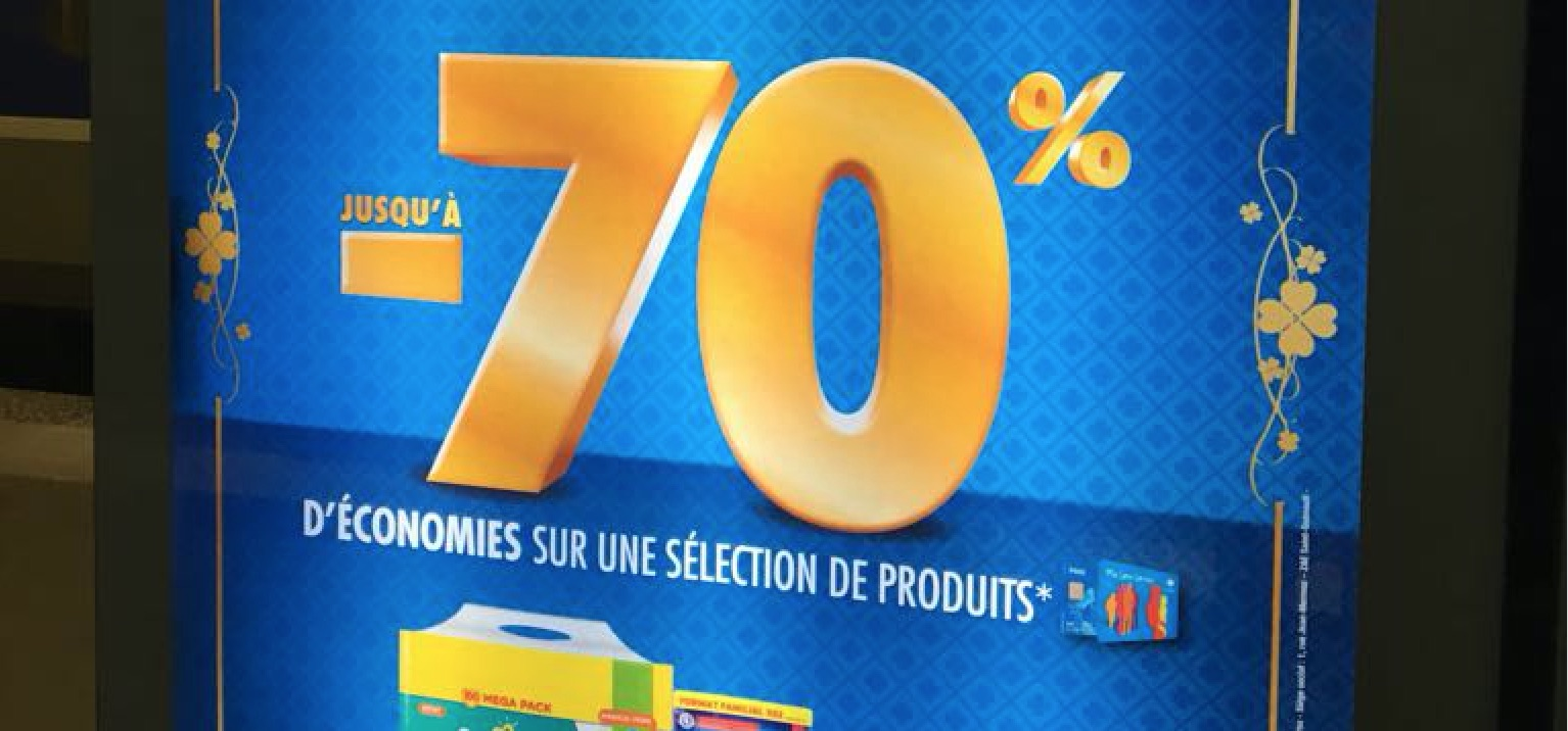 Promotions Selon Qu On S Appelle Intermarche Ou Carrefour De
