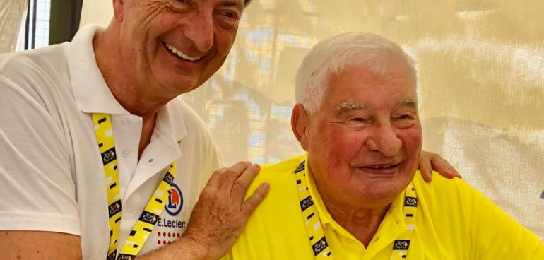 Raymond Poulidor hommage