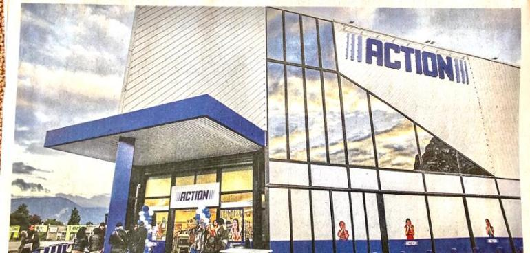 Action magasins