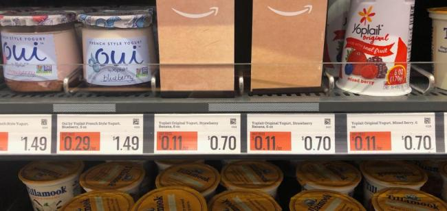 Amazon Go USA