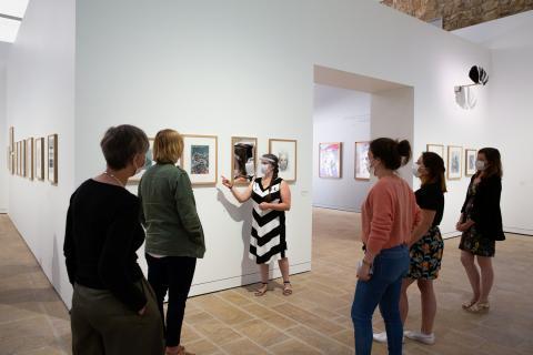 Reconfinement musées